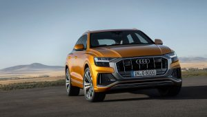 Audi Q8, Zagreb Winter Fairytale