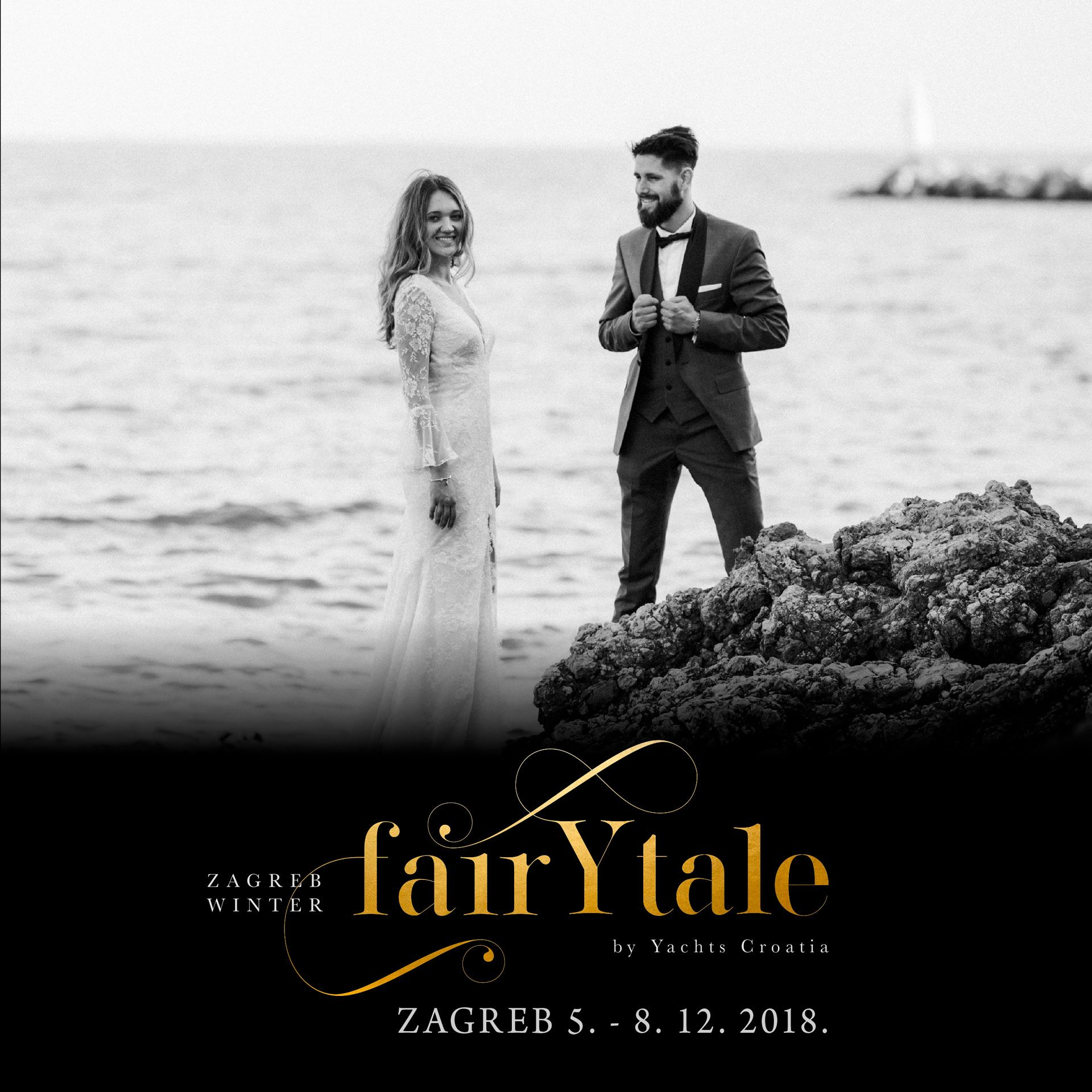 I Do Weddings, Moda - Zagreb Winter Fairytale