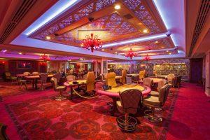 Diamond Palace Casino, Zagreb Winter Fairytale