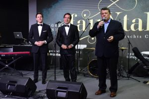 Zagreb Winter Fairytale, VIP Otvorenje